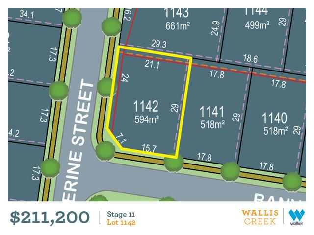 Lot 1142 Banyan Street, Gillieston Heights NSW 2321