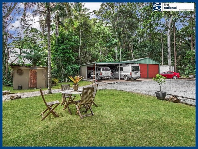 2210 Springbrook Road, Springbrook QLD 4213