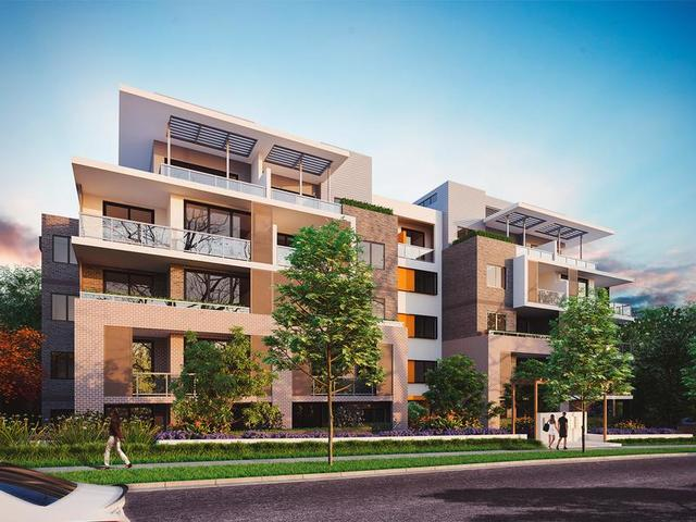2 bed/3-5 Citrus Avenue, Hornsby NSW 2077