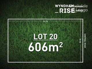 Lot 20 Wyndham Rise Estate