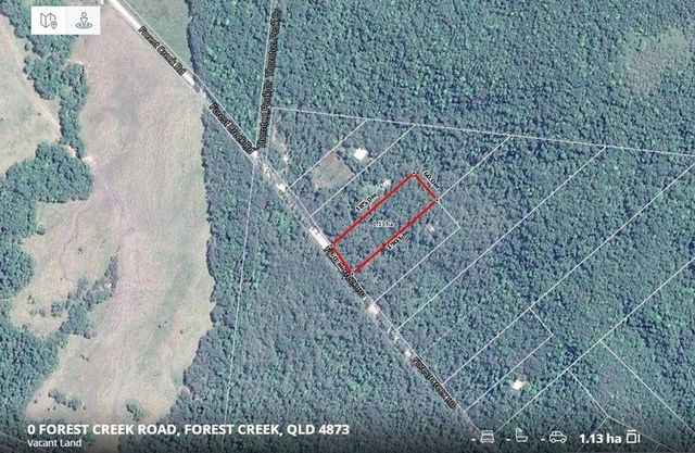 Lot 4 Forest Creek Road, Daintree, Forest Creek QLD 4873