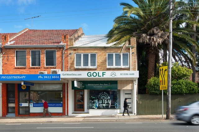 72 Pacific  Highway, Roseville NSW 2069