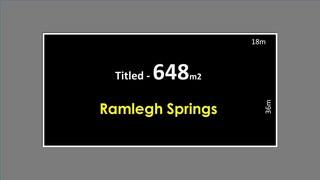 42 Ramlegh Boulevard