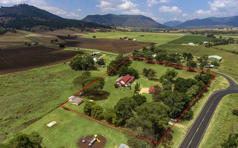Map Australia 4371.493 Yangan Killarney Rd Emu Vale Qld 4371 Rural For Sale Allhomes