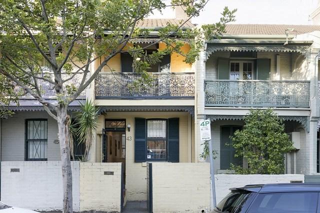 43 Talfourd Street, Glebe NSW 2037