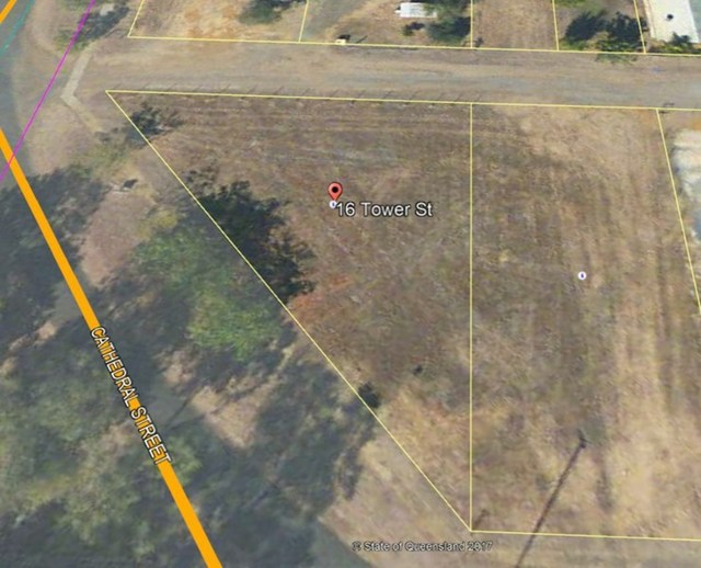 (no street name provided), Chillagoe QLD 4871