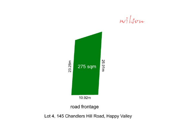 4, 145 Chandlers Hill Road, Happy Valley SA 5159