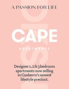 CAPE Apartments at DKSN - CAPE Apartments at DKSN, ACT 2602
