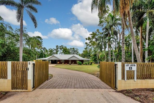 8 Brumby Court, NT 0830