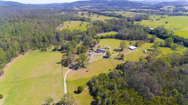 150 Kennedys Gap Rd, Coolongolook NSW 2423