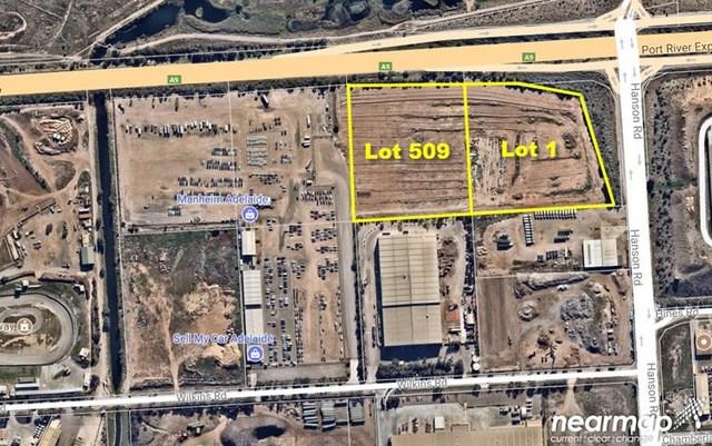 Lots 509 & 1 Wilkins Road, SA 5013
