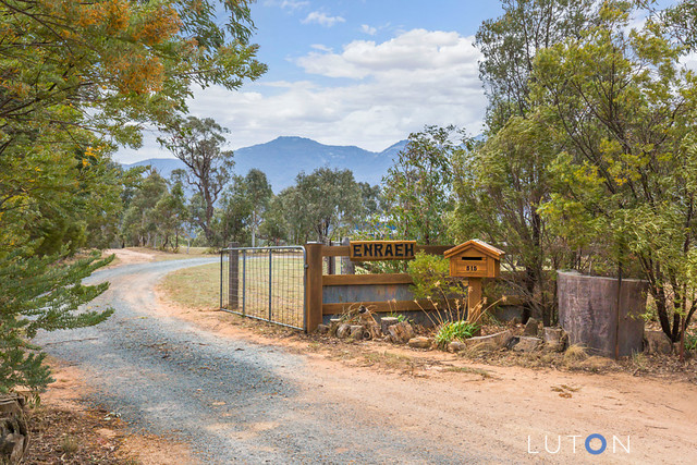 515 Tinderry Road, NSW 2620