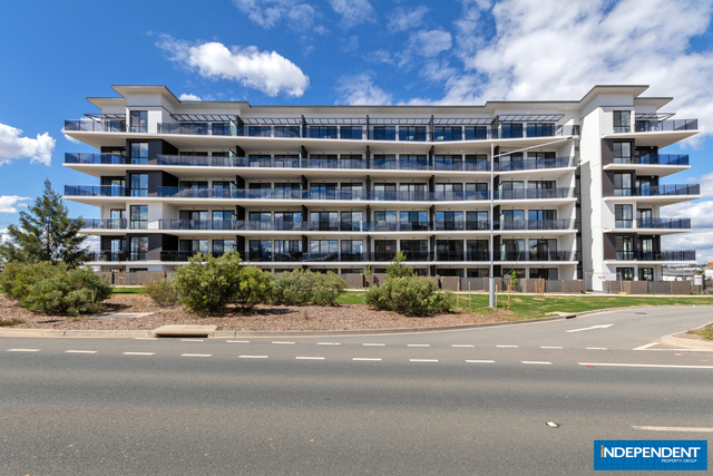 Odin - Unit 30, 1 Bedroom Apartment, 2 Newchurch Street, ACT 2611
