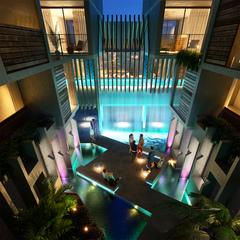 Midnight - 2 Bedroom Top Floor Apartment