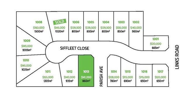 Lot 1013/Siffleet Close Links Estate, NSW 2380