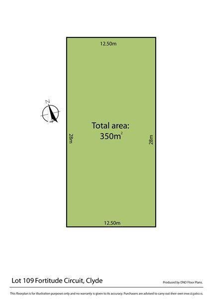 5 (Lot 109) Fortitude Circuit, VIC 3978