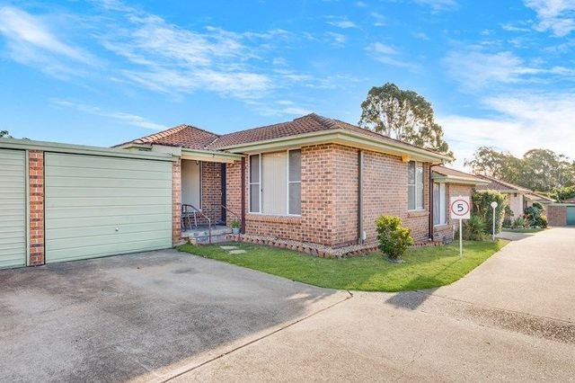 2/12 Bensley Road, Macquarie Fields NSW 2564