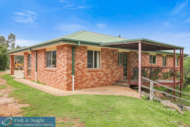 281 Myrtle Mountain Road, NSW 2550