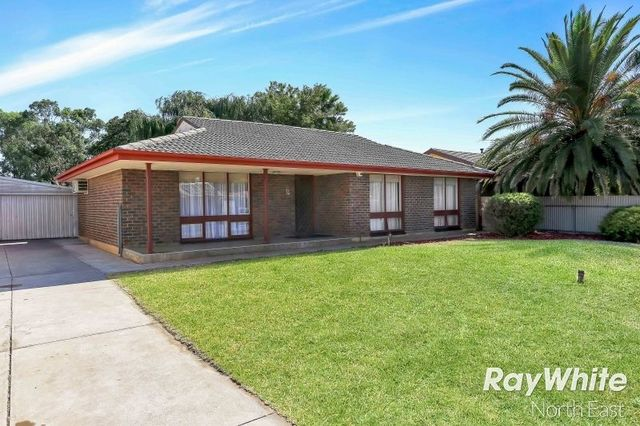 9 Monarch Avenue, Parafield Gardens SA 5107
