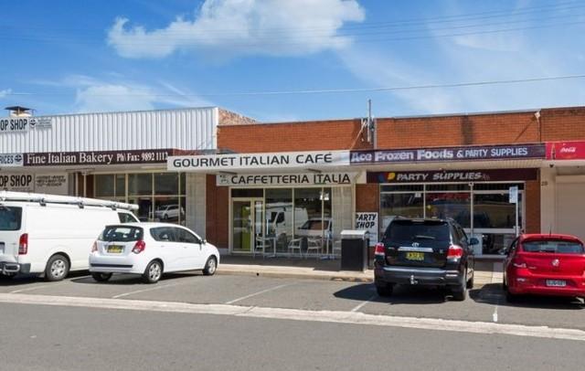 Dell Street, Smithfield NSW 2164