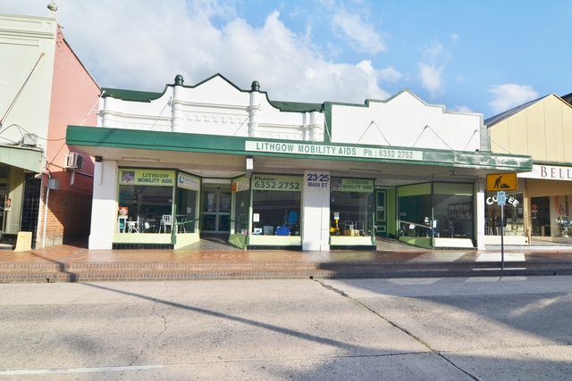 23-25 Main Street, Lithgow NSW 2790