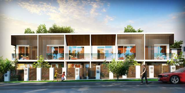 Fairview Terraces Wright - 3 bedroom north facing courtyard, ACT 2611