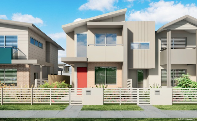Terraces By Googong - The Woodford, Googong NSW 2620