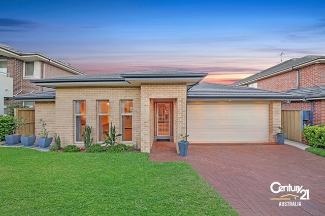 68 Hadley Circuit, Beaumont Hills NSW 2155