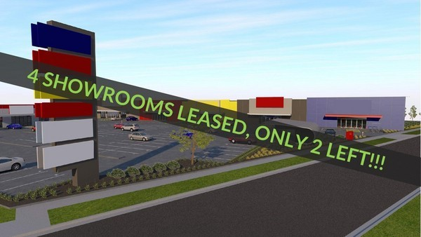 Showrooms 1-6/1 Burke Street, Warragul VIC 3820