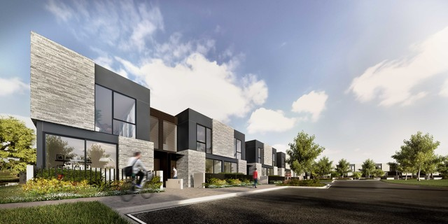 Limani - 3 bedroom residence, Greenway ACT 2900