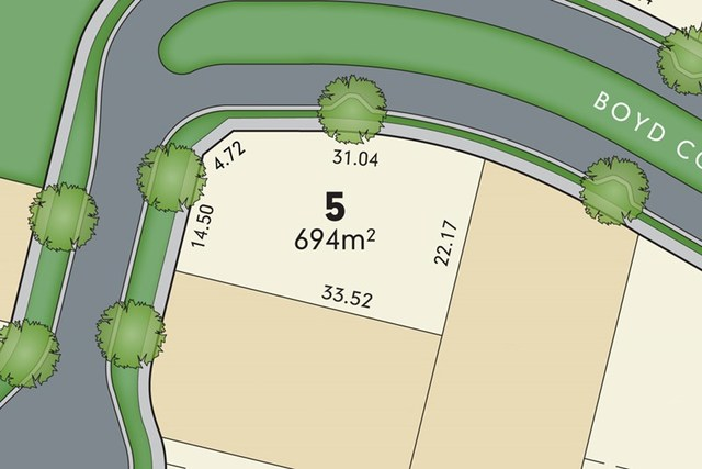 Lot/5 Boyd Court, Canadian VIC 3350