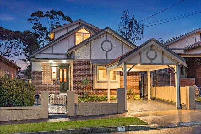 17 Ingham Avenue, Five Dock NSW 2046