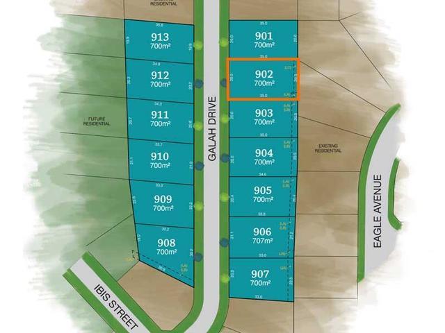 Lot 902 Galah Drive, Tamworth NSW 2340