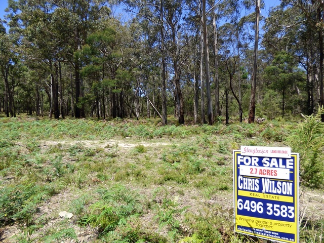 Proposed LOT A Gleeson Road Wonboyn Via, NSW 2551