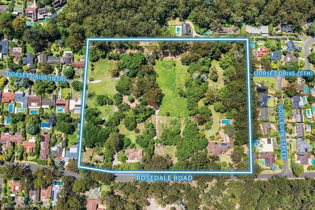 115-139 Rosedale Road, NSW 2075