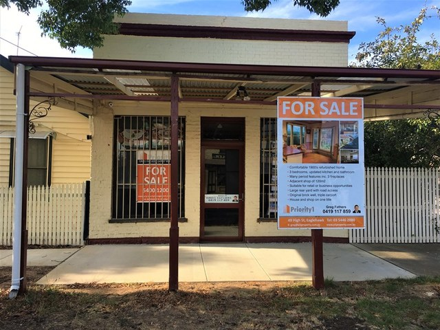 116 Broadway, Dunolly VIC 3472