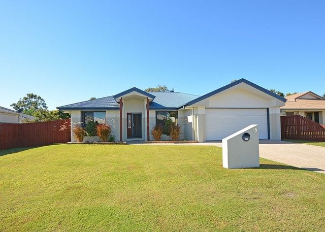 5 Kirriemuir Court, Kawungan QLD 4655