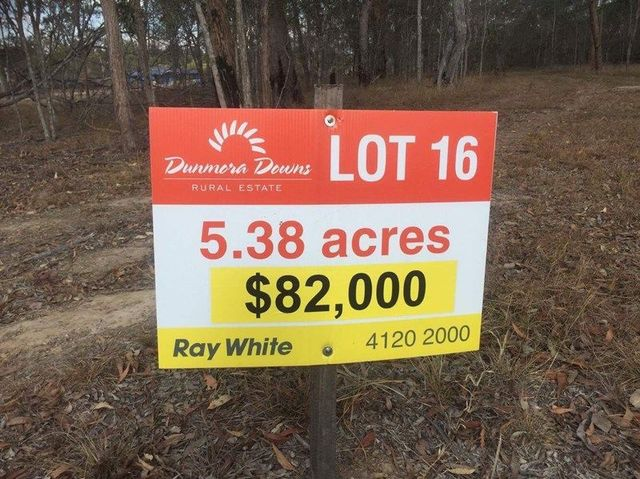 Lot 16 Lomandra Lane, Dunmora QLD 4650