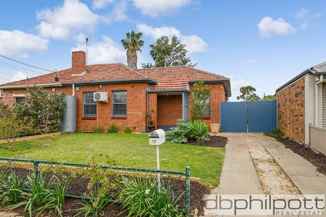 17 Leader Avenue, Kilburn SA 5084