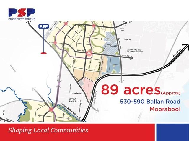 530-590 Geelong - Ballan Road, Moorabool VIC 3213