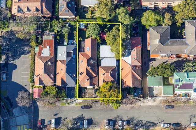 3 & 5 Rodborough Ave Rodborough Avenue, Crows Nest NSW 2065