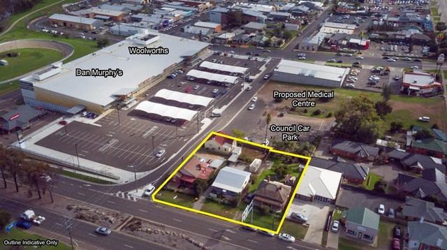12-16 Murray Street And 38 Byrnes Avenue, Tamworth NSW 2340