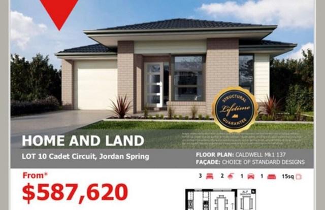 10 Cadet Circuit, Jordan Springs NSW 2747