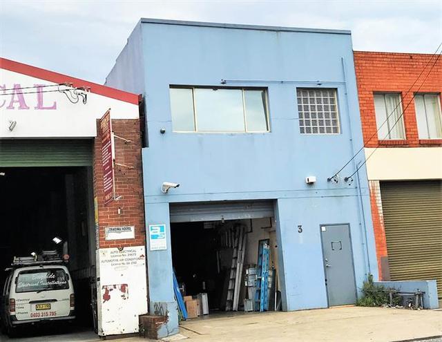 3 Buckley Street, Marrickville NSW 2204