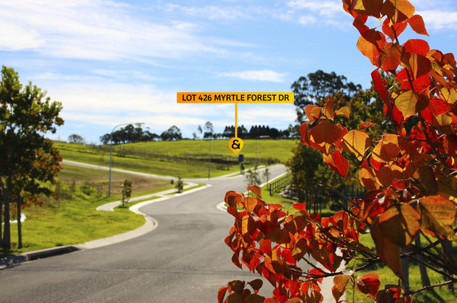 Lot 426 Myrtle Forest Drive, NSW 2538