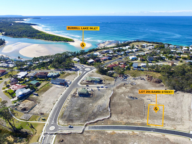 11 (Lot 205) Bambi Street, Dolphin Point NSW 2539