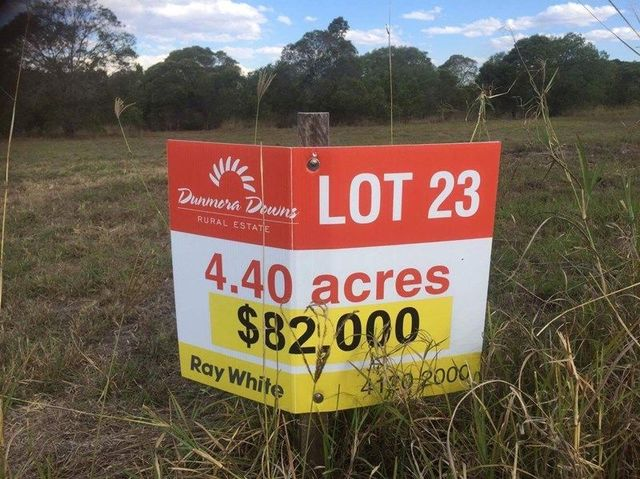 Lot 23 Wallum Froglet Court, Dunmora QLD 4650