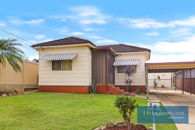 25 Fairview St, Guildford NSW 2161