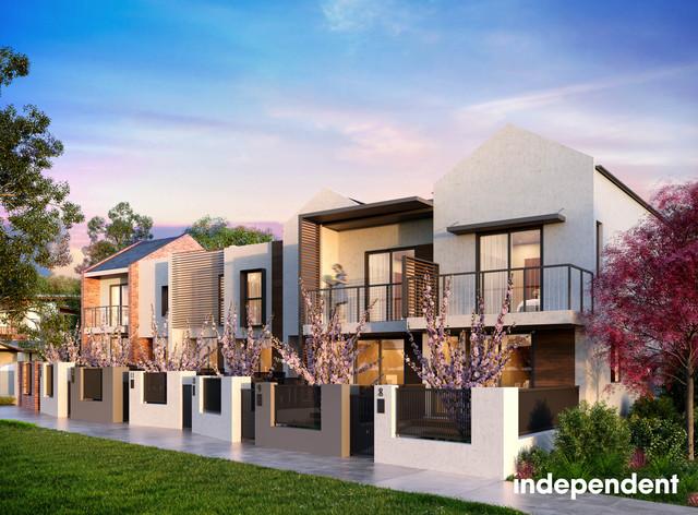 Haus Lane - 2-bedroom terrace, ACT 2602