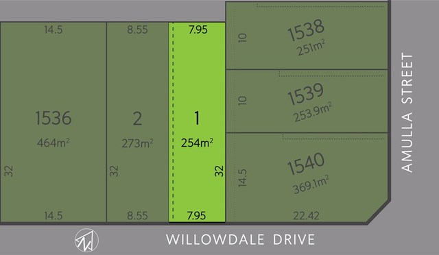Lot 1, 43 Willowdale Drive, Leppington NSW 2179